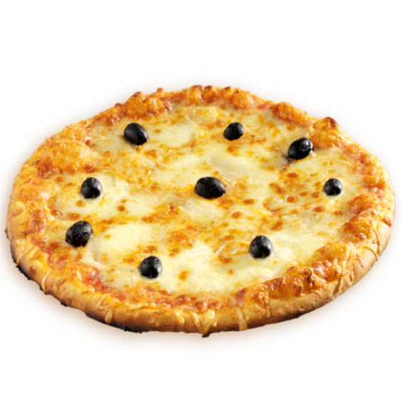 Pizza Trois Fromages (MOYENNE)